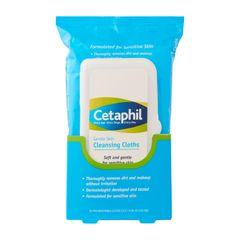 Cetaphil Cleansing Cloth 25 per pack