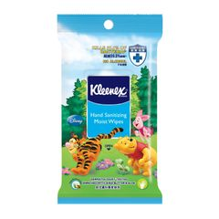 Kleenex Protect Hand Sanitizing Moist Wipes 10 per pack
