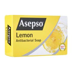 Asepso Soap Lemon 80g