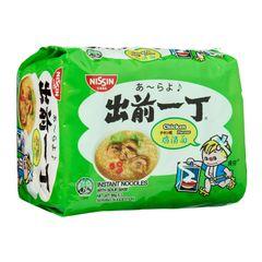 Nissin Chu Qian Yi Ding Chicken Instant Noodles 5 x 86g