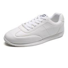 Casual Color Block Lace Up Men Cortez Sneakers