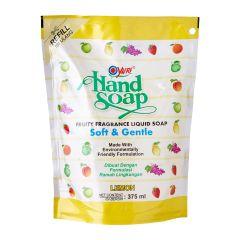 Yuri Handsoap Refill Lemon 375 ml