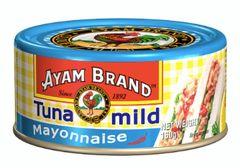 Ayam Tuna Mild Mayonnaise 160g