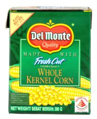 Delmonte F/C Whole Kernel Corn 380G