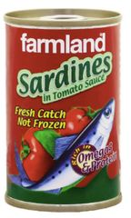 Farmland Sardines Tomato Sauce 155g