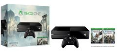 XBOX ONE CORE CONSOLE NEBULA- AC (black flag + Unity)