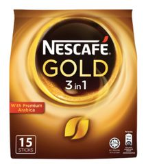 Nescafe Gold 3IN1 15X20g