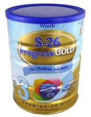 S26 Progress Gold ST3 900G