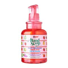Yuri Handsoap Strawberry 410ml