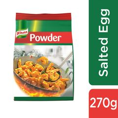 Knorr Golden Salted Egg Seasoning Powder 270 g