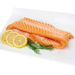 Fresh Skinless Salmon Belly 200 g
