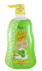 Pureen Kids Yogurt Htt Wash Apple 750ML