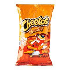 Cheetos Crunchy Cheese Flavored Snacks 226.8 g