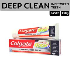 Colgate Total 12 Toothpaste Charcoal Deep Clean 150 g
