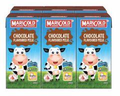 M'gold UHT Chocolate Milk 6X200ml