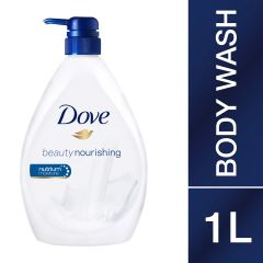 Dove Body Wash Beauty Nourishing 1L