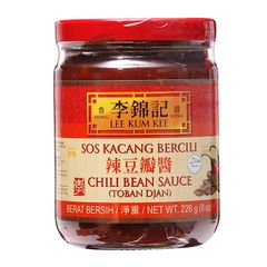 Lee Kum Kee Chili Bean (Toban Djan) Sauce 226 g