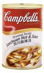 Campbell's Szechuan Hot&Sour 295g