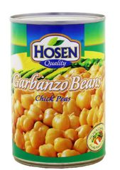 Hosen Garbanzo Beans 425G