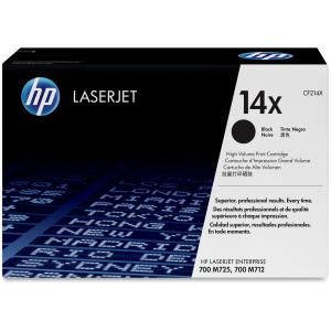 HP 14X BLACK HIGH YIELD LASERJET TONER CARTRIDGE CF214X