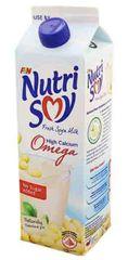 Nutrisoy Omega No Sugar 1L
