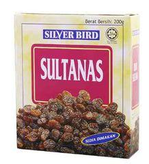 Silver Bird Sultanas 200G
