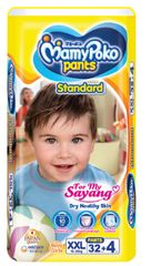 Mamy Poko Standard Pants XXL32+4S