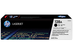 HP 128A BLACK LASERJET TONER CARTRIDGE CE320A