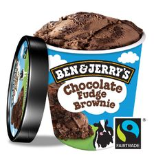 Ben & Jerry's Chocolate Fudge Brownie Ice Cream 458 ml