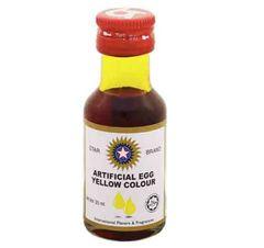 Star Colour Egg Yellow 25ml