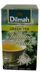 Dilmah F/Env T/Bag-Jasmine 20X1.5G