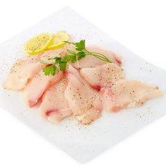 Fresh Shovel Nose Ray Fillet (Sliced) 200 g