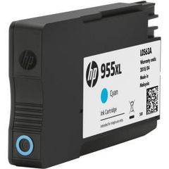HP 955XL CYAN ORIGINAL INK CARTRIDGE