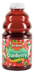 Delmonte Cranberry Juice 946ml