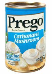 Prego Carbonara Mushroom Tin 300G