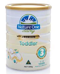 Nature One Dairy Premium Toddler S3 900G