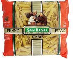 San Remo Pasta Rigati Penne (No 18) 500G