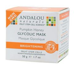ANDALOU NATURALS Pumpkin Honey Glycolic Mask - 50g