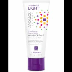 Andalou Naturals A Path of Light® Lavender Hand Cream