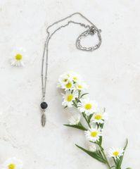 Lava Dreaming diffuser necklace