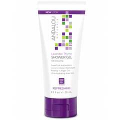 Andalou Naturals Lavender Thyme Refreshing Shower Gel