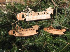Celebrate Shelf Ornament