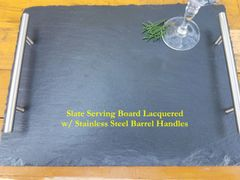 Slate Serving Trays and Boards