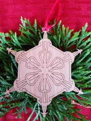 Snowflake Ornament Type 3
