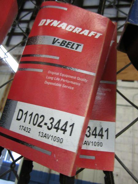 Dynacraft Belt D1102-3441/17430BLT
