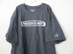 Freightliner Charcoal T-Shirt - Medium by Champion