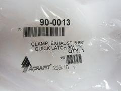 "Cummins 5"" V-Band Clamp 90-0013 (1822729PE)"