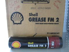 Shell FM2 Grease (food grade multi-purpose tube)