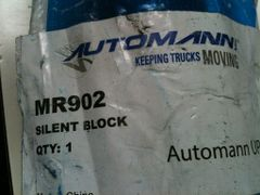 Automann Silent Block MR902
