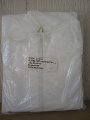 Disposable Breathable Spraysuit With Hood - Size XL